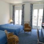 Chambre Familiale Hôtel Royal Wilson