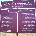 In der Umgebung gibt es viele Weingüter, die sich zu besuchen lohnt.