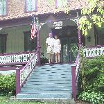Foto de Manor Inn Bed & Breakfast