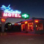 Nostalgic Neon sets off this wonderful motel full of character