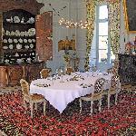 Grand XVIIth century dining room