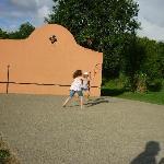 tennis wall