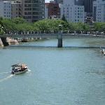 Motoyasugawa River view