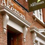 The Akeman exterior