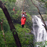 Zip Line over 11 Waterfalls