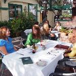 House of Tricks dining in the Mill Avenue District