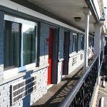 Balcony Room Entry