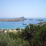 Lindos Bay