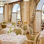 Veranda Restaurant offers delicious Mediterranean cuisine