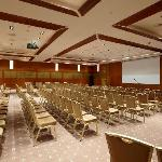 Conference Hall with capacity for up to 350 guests