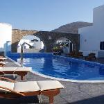 piscine en terrasse