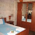 My comfortable terrace room