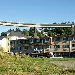 Motel - Rückseite