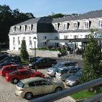 Hotel et parking