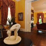 The Degas House Parlor