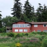 Foto de Adlersheim Wilderness Lodge