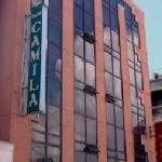 Hotel Camila's facade