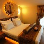 Despina Hatun Hotel room
