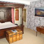 slaapkamer rembrandtsuite