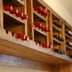 We take our wines seriously and have a great selection