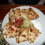 Quesadillas mit Jalapeno Steak