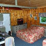 Cottage Six insides