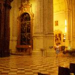 a part of the cathedral