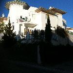 Our posh villa