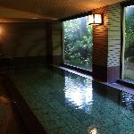 別館の温泉。