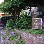 Wayside Inn-rear exterior