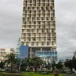 hotel vue de la facade