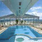 piscine eau de mer 32°c