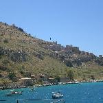 Küstenlanschaft in Mani