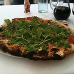 Pizza - with Rucola