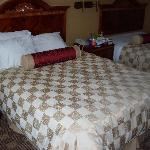 Beds...