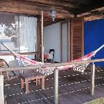 Single Room Patio/Hammock