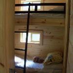 Studio Cabin Bunkbeds