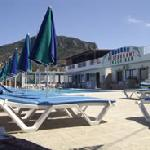 Andreas Pool and snack bar