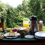 A Big Free Breakfast