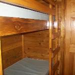 Hallway bunk bed
