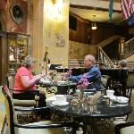 Afternoon Tea at Brown Palace