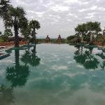 Photo de Aureum Palace Hotel & Resort Bagan