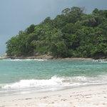 playa parque Nacional Manuel Antonio