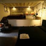 triple room accommodation at Relais Palazzo Taverna