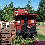 another view of the caboose