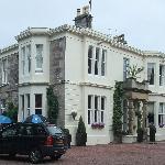 Chestnuts Hotel, Ayr Scotland