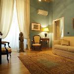 Selene Suite Living Room