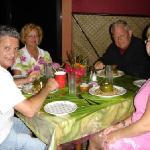 Dinner at Pyramid Reef/Maya Palms Resort