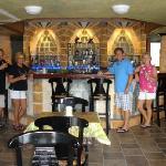 Bar at Maya Palms