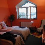 Das Zimmer welches ich bewohnt hatte